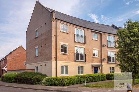 2 bedroom flat for sale - Holly Blue Road, Wymondham, Norfolk, NR18 0XJ