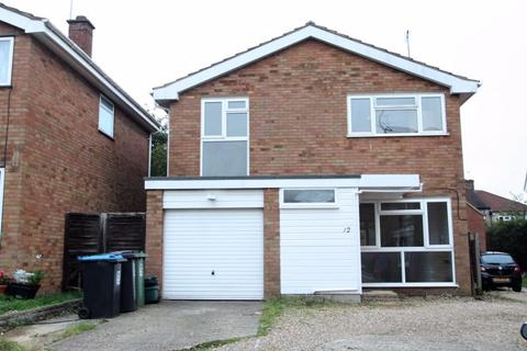4 bedroom detached house for sale - Glebe Close, Hemel Hempstead