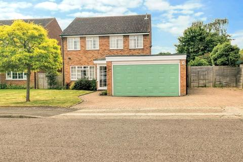 4 bedroom detached house for sale - Allonby Way, Aylesbury