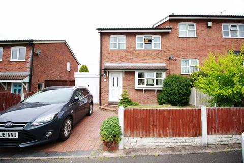 3 bedroom semi-detached house for sale - Chamberlain Way, Staffordshire, ST8 7BB