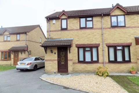 2 bedroom semi-detached house to rent - Heol Erw Y Rhos, Pontypandy