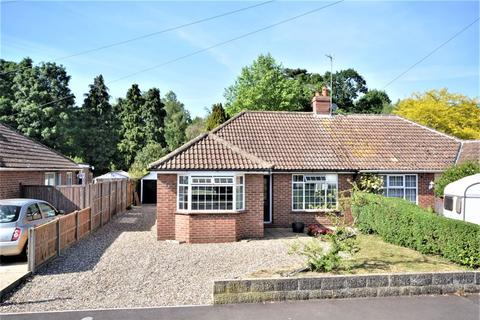 3 bedroom semi-detached bungalow for sale - Booty Road, Thorpe St Andrew, Norwich, NR7