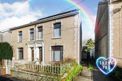 4 bedroom semi-detached house for sale - Glanyrafon Road, Pontarddulais, Swansea