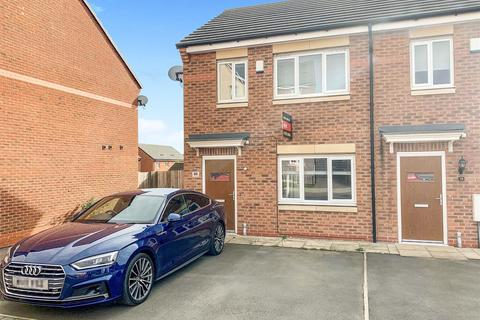 2 bedroom townhouse to rent - Commercial Road, Hanley, Stoke-On-Trent