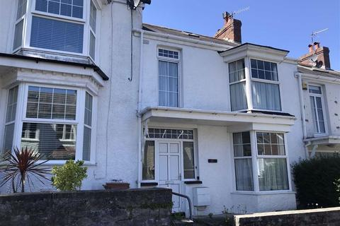 3 bedroom terraced house for sale - Kings Road, Mumbles, Swansea