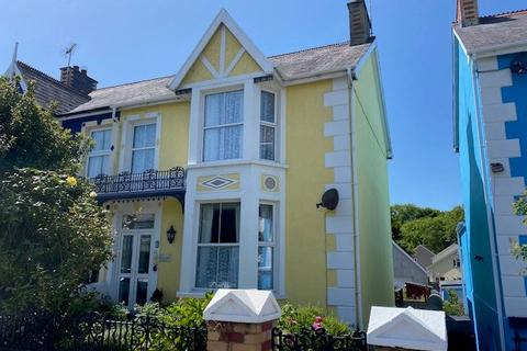 4 bedroom townhouse for sale - 9 South Road, Aberaeron, SA46