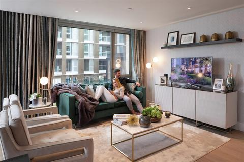 1 bedroom flat for sale - Chartwell House, Prince of Wales Drive, Battersea, SW11