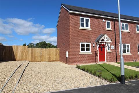 3 bedroom semi-detached house for sale - Garside Close, Willowbank Meadows, Hengoed, Oswestry