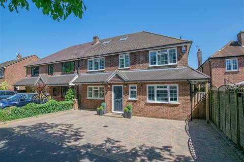 5 bedroom semi-detached house for sale - Ashbourne Road, Broxbourne