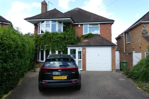 4 bedroom detached house for sale - Milverton Road, Knowle, Solihull, B93 0HY