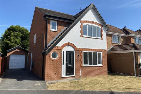 3 bedroom detached house for sale - Pegasus Way, Hilton