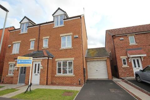 3 bedroom semi-detached house for sale - Ripon Close South Beach, Hartlepool