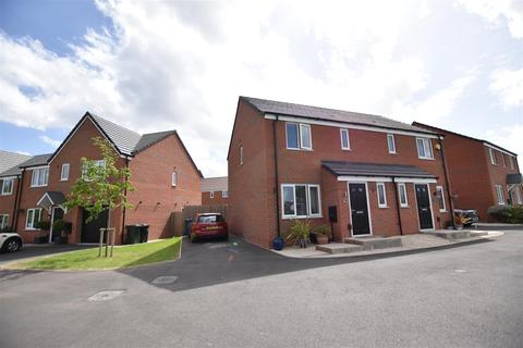 3 bedroom townhouse for sale - Sheepwash Way, East Leake, Loughborough