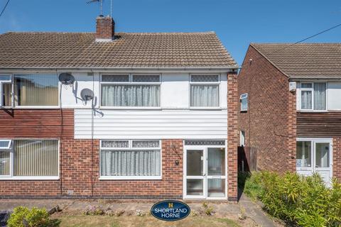 3 bedroom semi-detached house for sale - Granoe Close, Binley, Coventry, CV3 2GU