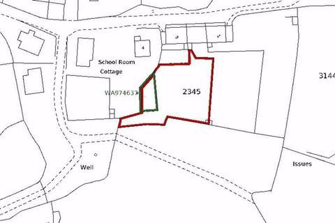 Land for sale - Upper Nash, Lamphey, Pembroke