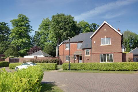 5 bedroom detached house for sale - Tranby Lodge Gardens, Hessle