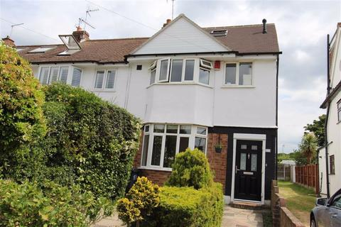 4 bedroom end of terrace house for sale - Drysdale Avenue, North Chingford, London