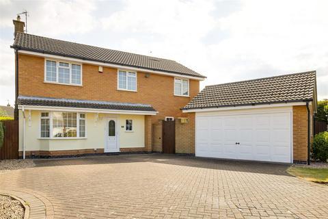 4 bedroom detached house for sale - Beaumaris Drive, Gedling, Nottinghamshire, NG4 2RA
