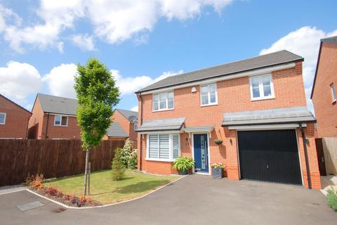 4 bedroom detached house for sale - Church Field Close, Crewe