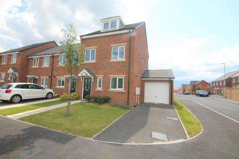 3 bedroom end of terrace house for sale - Bradford Drive, Bishop Auckland