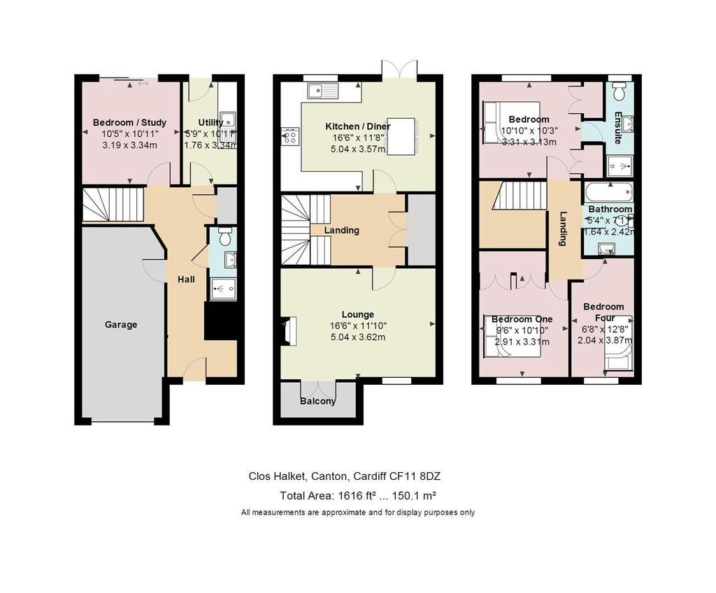 Floorplan: Heol Terrell.png