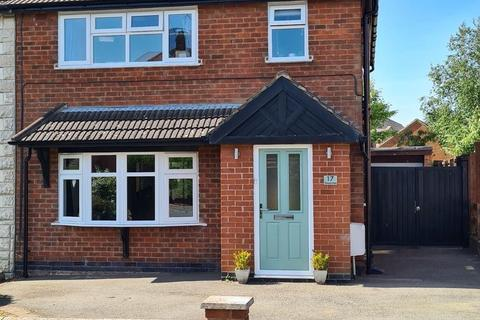 3 bedroom semi-detached house for sale - Clarence Road, Enderby, Leicester