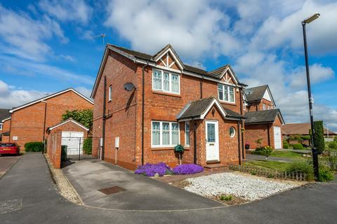 2 bedroom semi-detached house for sale - Saddlers Close, Huntington, York