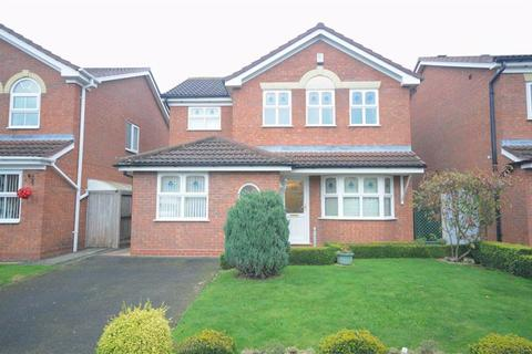 4 bedroom detached house to rent - Searle Avenue, Castlefields, Stafford