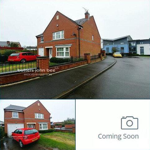 4 bedroom detached house for sale - Vine Close, Wolverhampton
