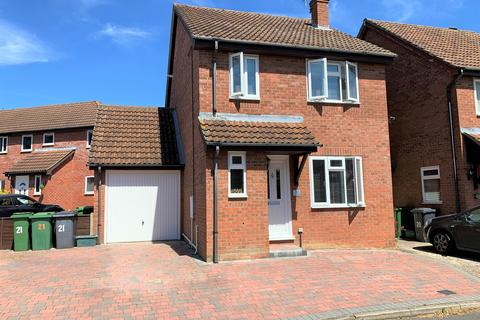 3 bedroom link detached house for sale - Achilles Close, Chineham, Basingstoke, RG24