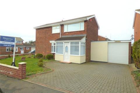 3 bedroom semi-detached house for sale - Ellesmere, Houghton Le Spring, DH4