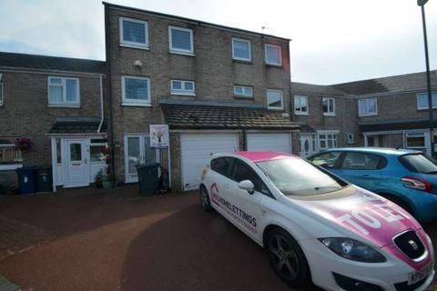 3 bedroom terraced house to rent - Gillside Court, South Shields, NE34