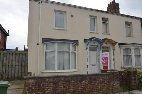 3 bedroom end of terrace house for sale - Lambton Road, Stockton-on-Tees