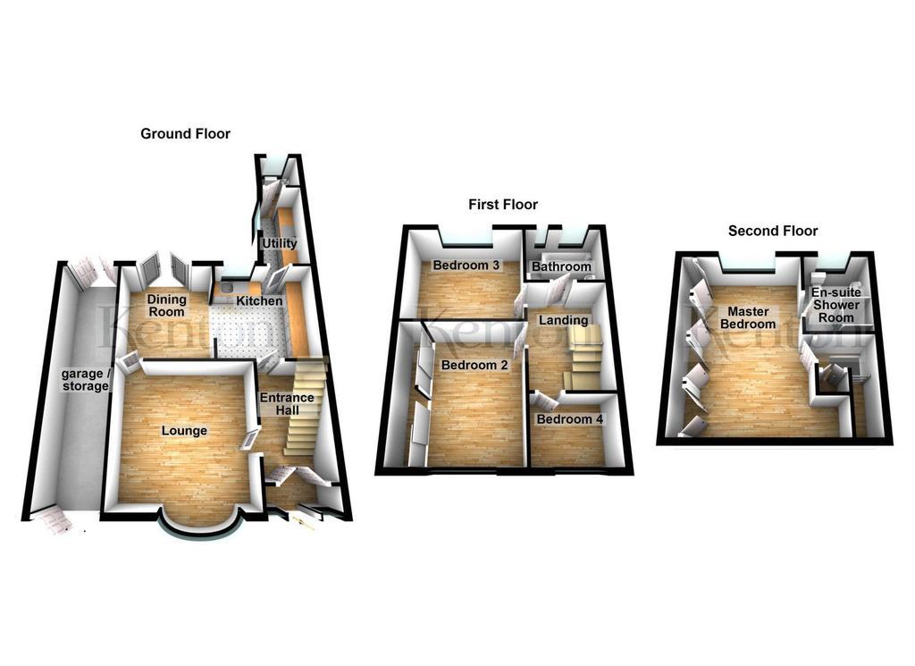 Floorplan 1 of 4: Floor Plan 4
