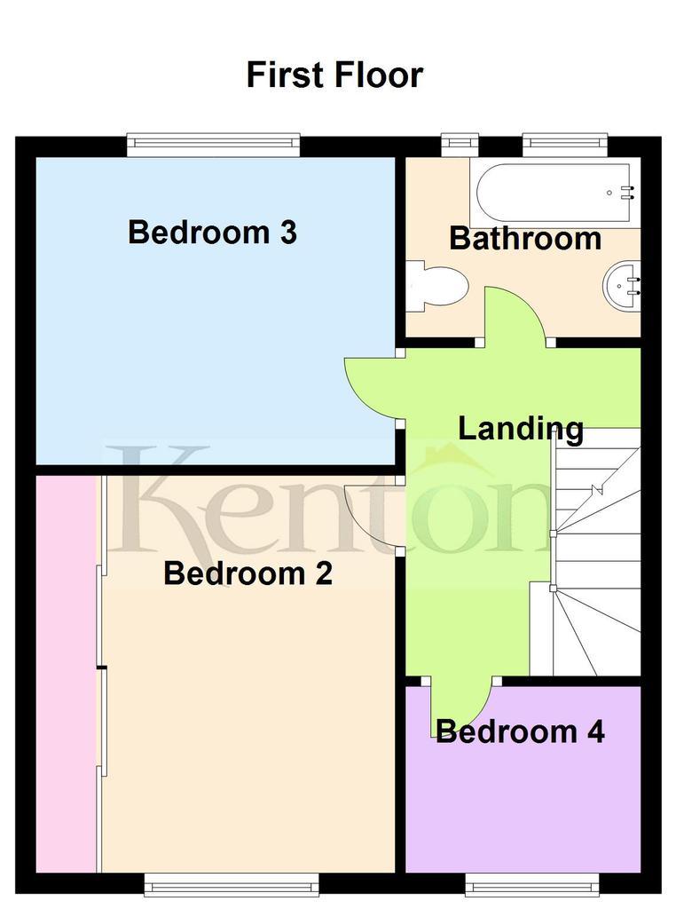 Floorplan 3 of 4: Floor Plan 2