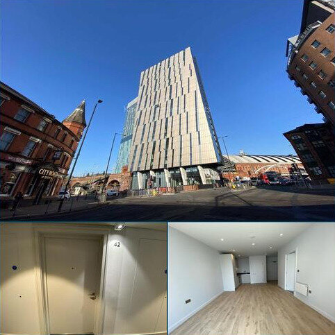1 bedroom apartment to rent - Axis Tower, Deansgate, Manchester M1