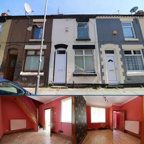2 bedroom terraced house for sale - Grantham Street, Liverpool