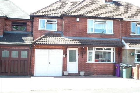 4 bedroom semi-detached house for sale - Carlton Avenue, Wednesfield