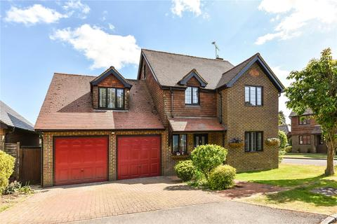 5 bedroom detached house for sale - Kingswood Rise, Four Marks, Alton, Hampshire