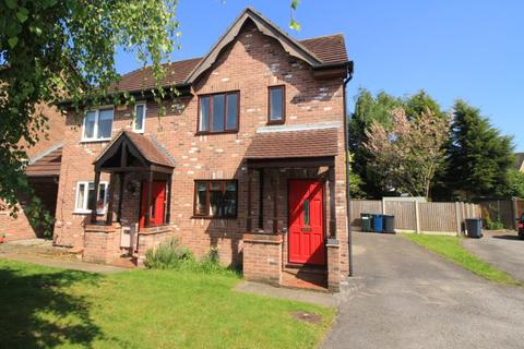 2 bedroom semi-detached house to rent - Bampton Court, , Nottingham, NG2 6PA