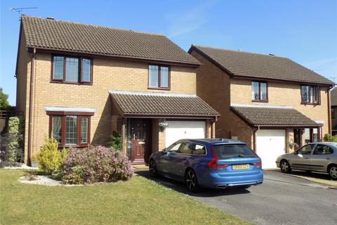 4 bedroom detached house for sale - Hartsthorn Close, Woodhall Park, Swindon, Wiltshire, SN2