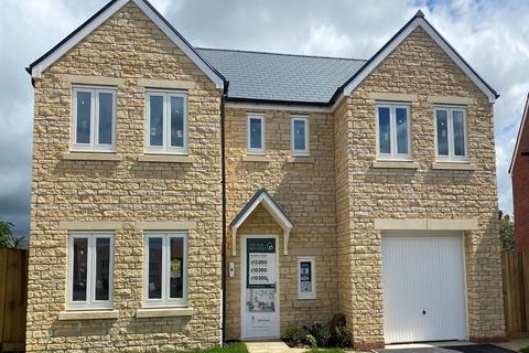 5 bedroom detached house for sale - Plot 237, The Edlingham at Corelli, Sheeplands Lane, Marston Road DT9