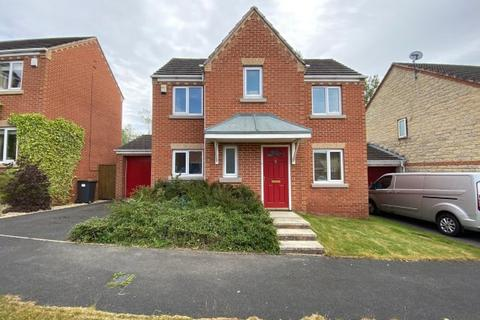 3 bedroom detached house for sale - BOUNDRY CLOSE, USHAW MOOR, DURHAM CITY : VILLAGES WEST OF