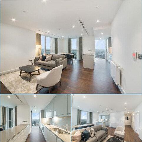 2 bedroom flat to rent - Sirocco Tower, Nr Canary Wharf, London, E14