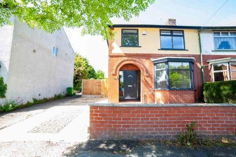 3 bedroom semi-detached house for sale - Parkfield Road North, Moston, Manchester, M40 3TB