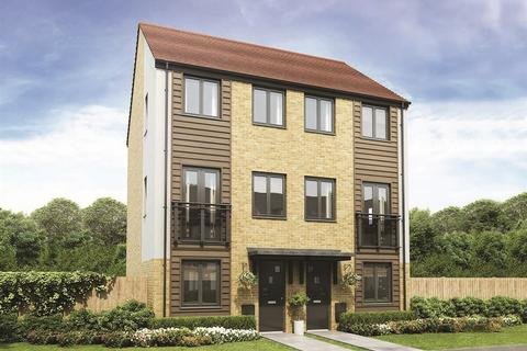 3 bedroom townhouse for sale - Plot 1, The Prestwick at Elmwood Park Court, Esh Plaza, Sir Bobby Robson Way NE13