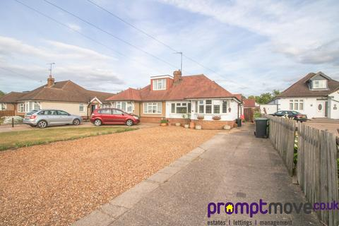 2 bedroom semi-detached bungalow to rent - Icknield Way, Luton LU3