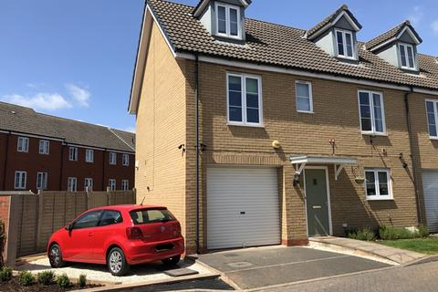 4 bedroom end of terrace house to rent - 4 bedroom property