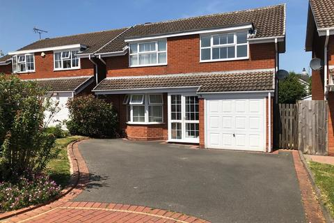 4 bedroom detached house to rent - Austrey Close, Knowle, Solihull, B93 9JE
