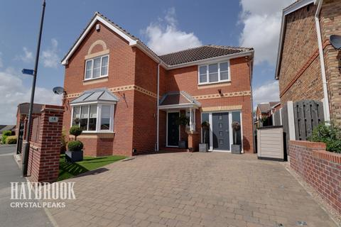 4 bedroom detached house for sale - Crofters Close, Sheffield